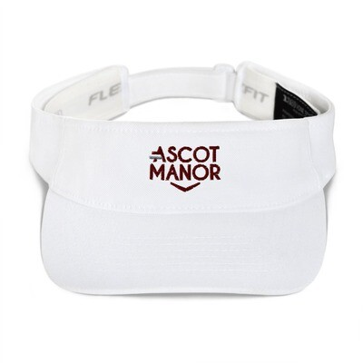 Ascot Manor Club Visor