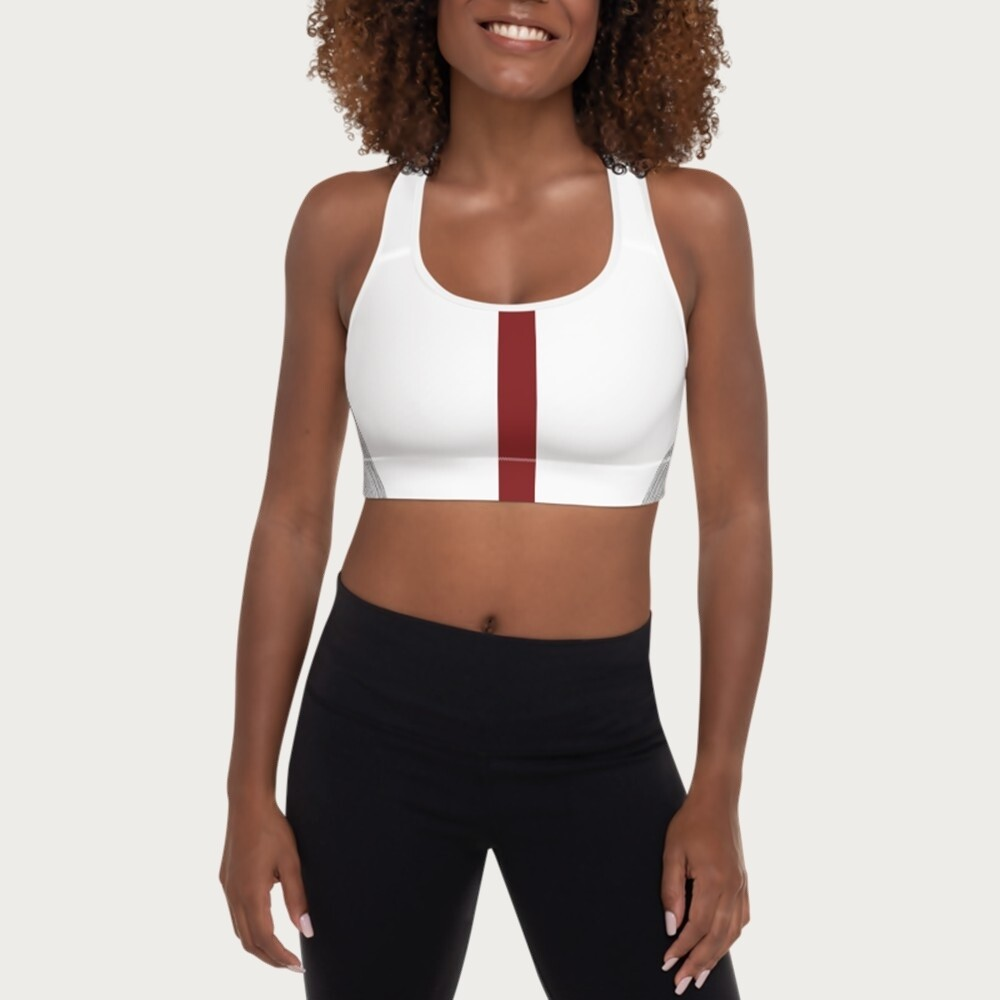 Women's A.M Club Sybil Padded Sports Bra