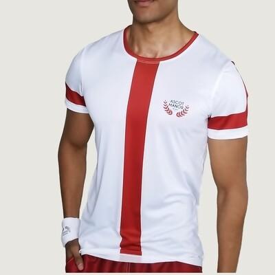 Men's A.M Club Swiss Athletic T-shirt