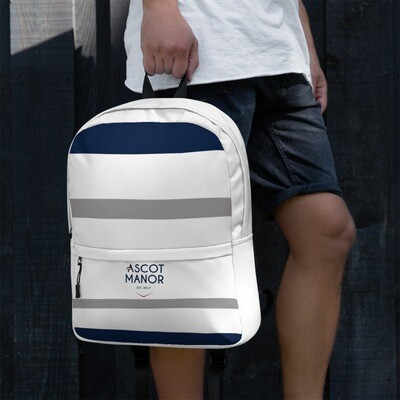 Ascot Manor Essential Sport Backpack