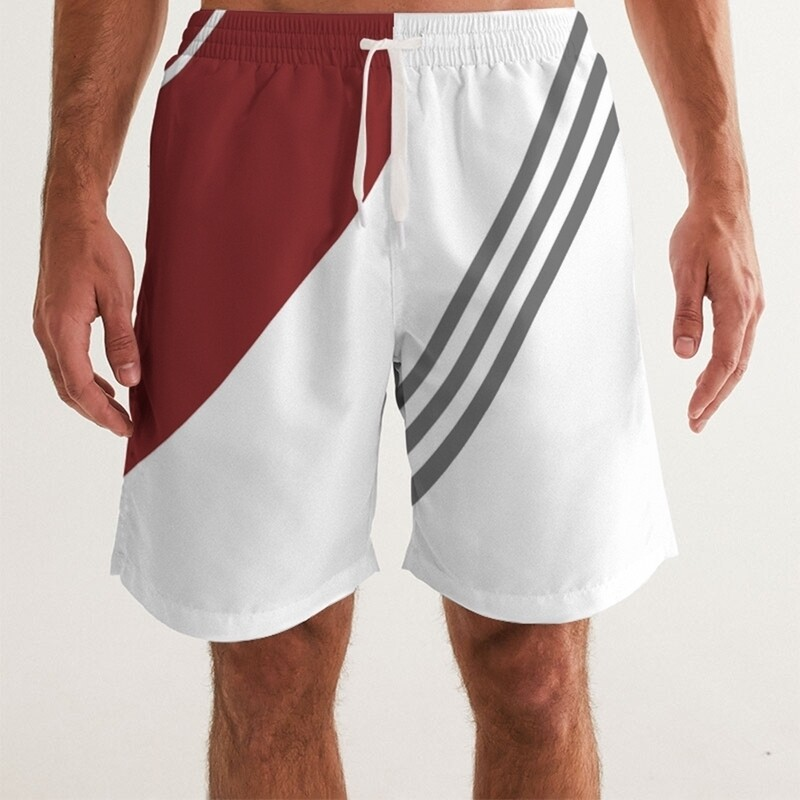 Men's A.M Club 2-n-1 Multi-Sport Shorts