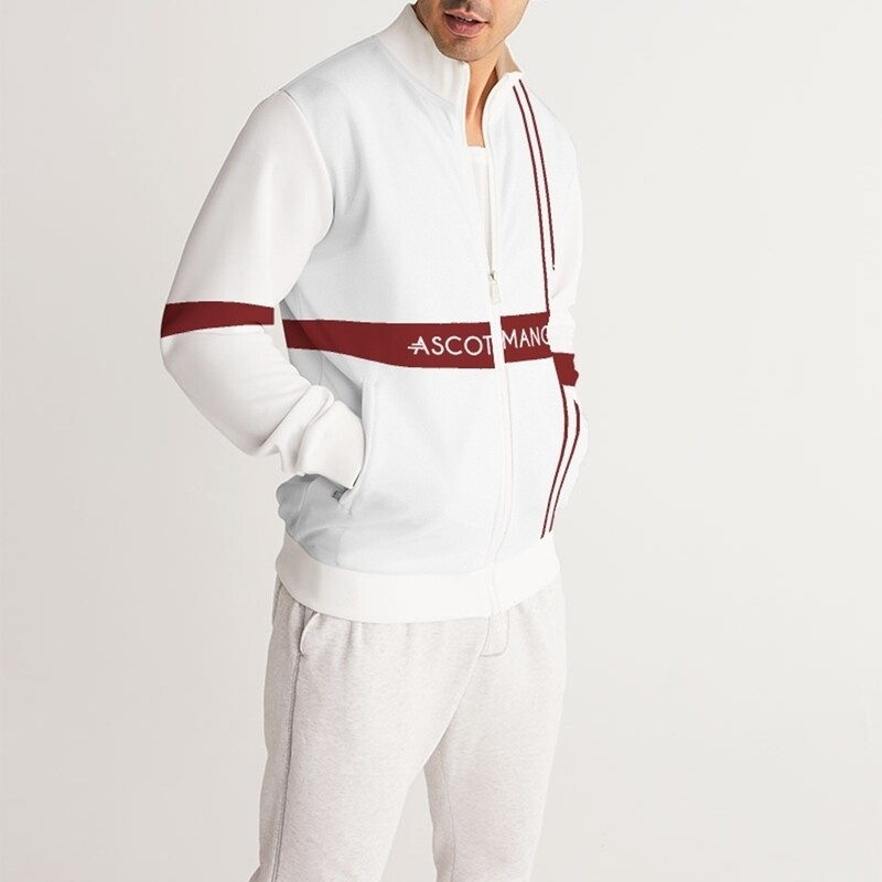 Men's A.M Club Proper Track Jacket