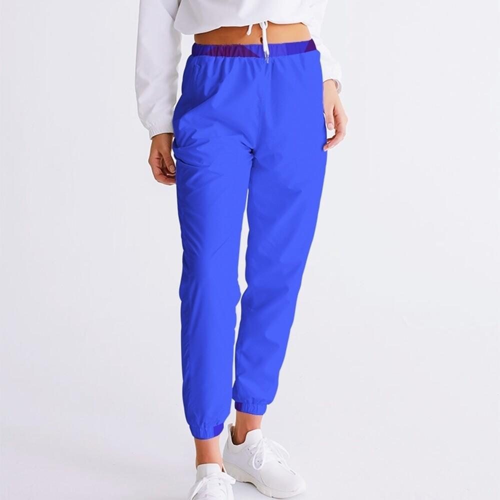 Women's Horizon-X Blue Court Track Pants
