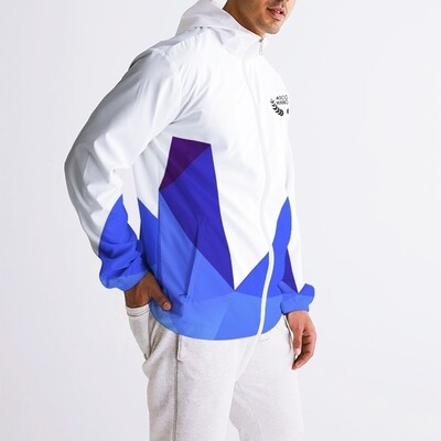 Men's New Horizon-X Hard Court Tennis Windbreaker