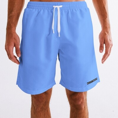 Men's New Horizon-X Sky Blue 2-n-1 Multi-Sport Shorts