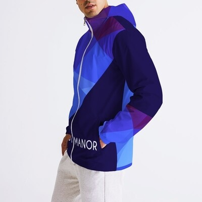 Men's New Horizon-X Matrix Off-Court Windbreaker