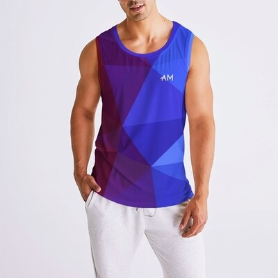 Men's New Horizon-X M-2 Sleeveless Tennis Tank