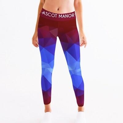 Women's Horizon-X Matrix Leisure Leggings