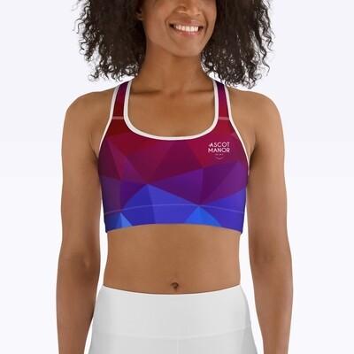 Women's Horizon-X Hex-2 Performance Sports bra