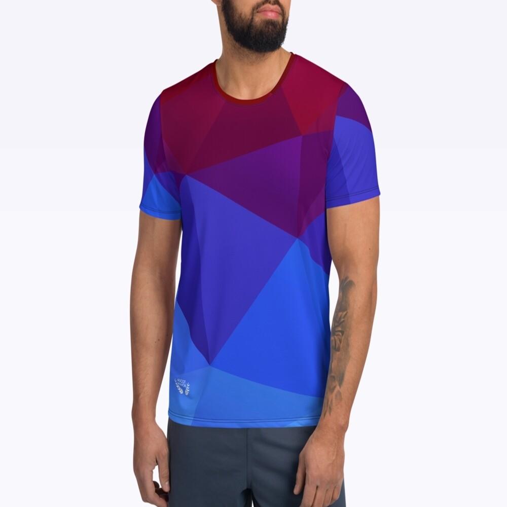 Men's Horizon-X Matrix Athletic T-shirt