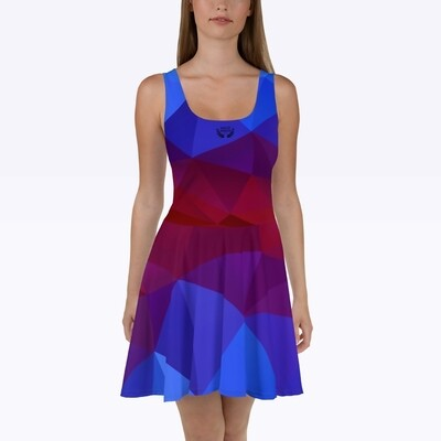 Women's Horizon-X Matrix Performance Tennis Dress