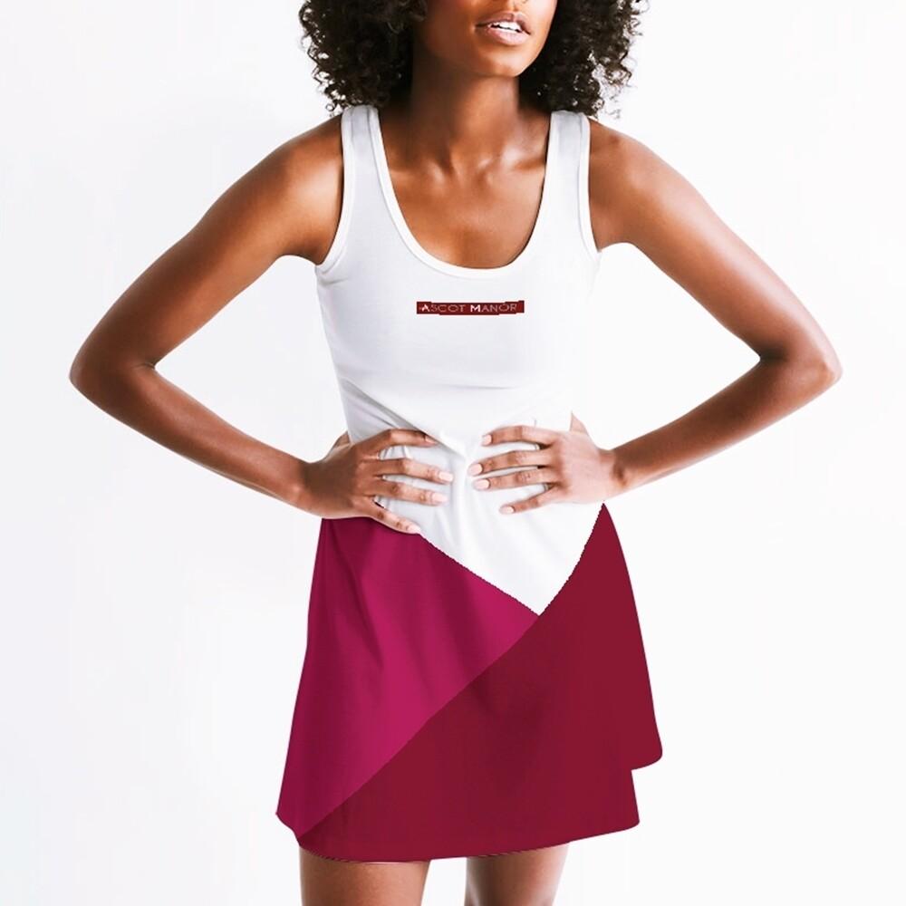 "Women's Horizon-X Rose Racerback ""Flex"" Tennis Dress"