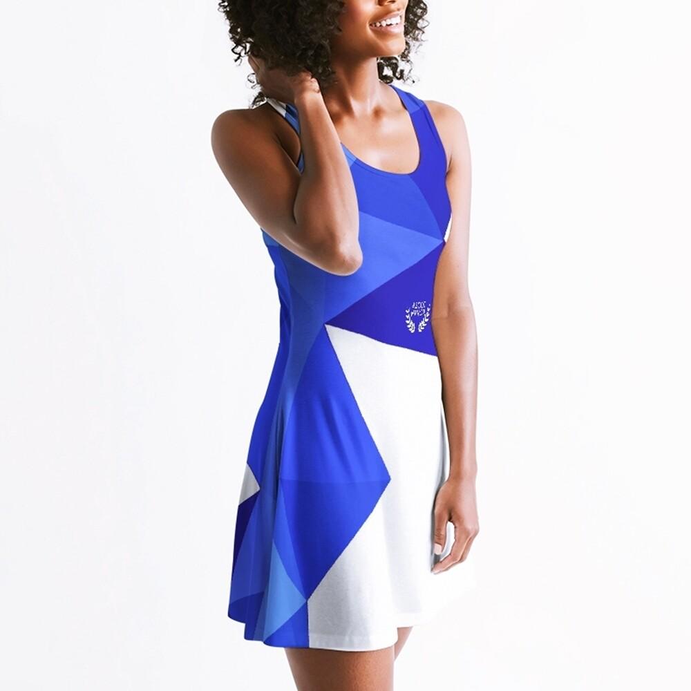 """Women's Horizon-X Julie Racerback """"Flex"""" Tennis Dress"""