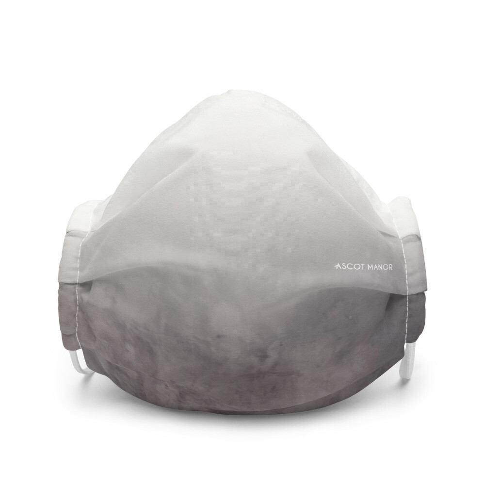 A.M. Winter Haze Face Mask With Adjustable Straps