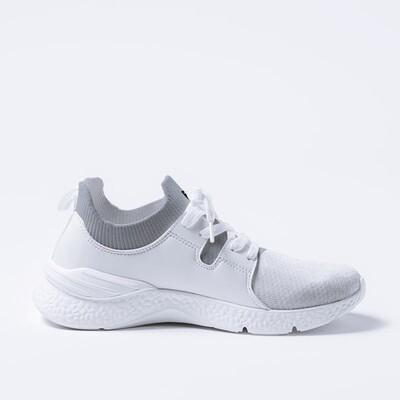 Women's A.M Grey Encore Sneaker