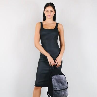 Women's A.M Grey Bodycon Dress
