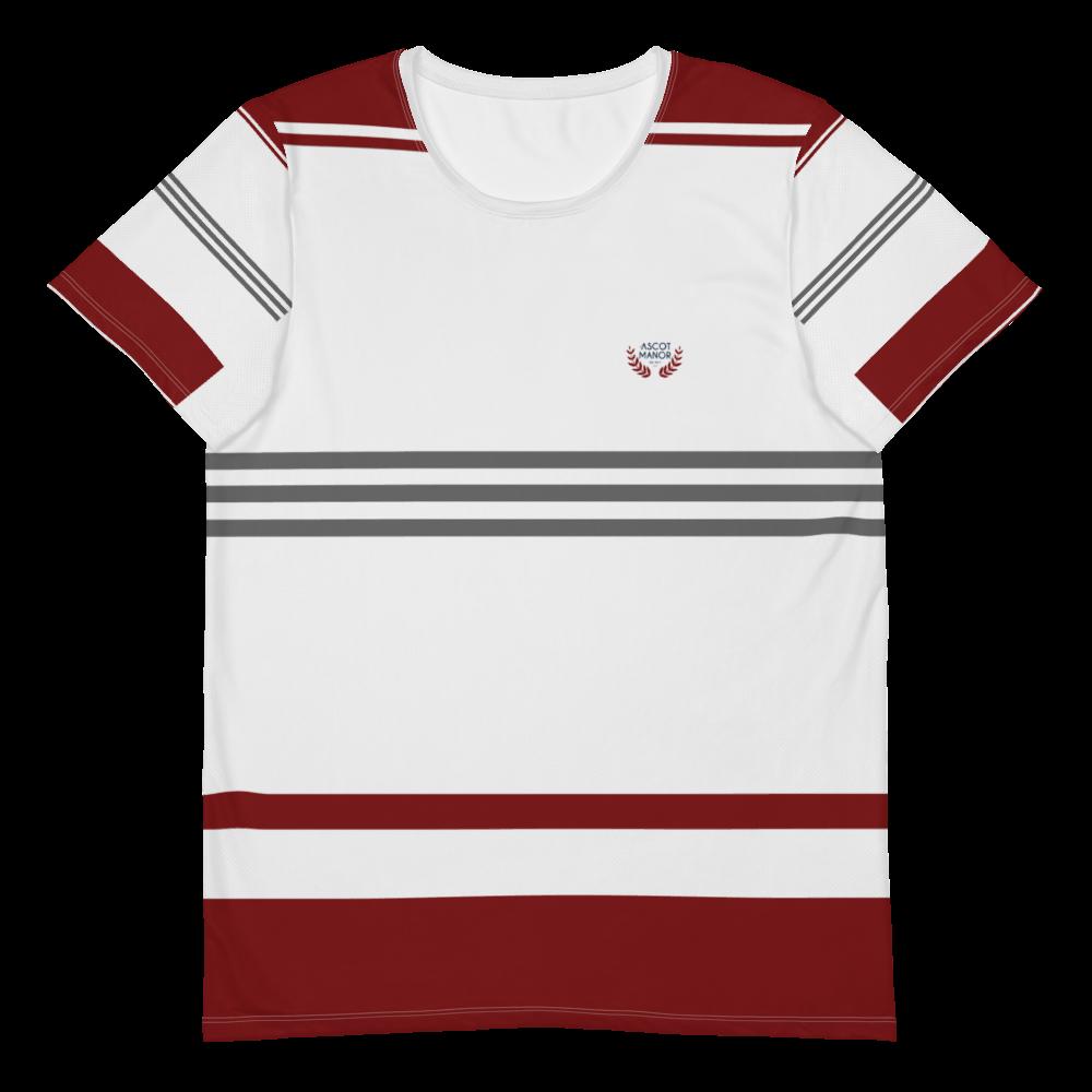 Men's A.M Club Sport Athletic T-shirt
