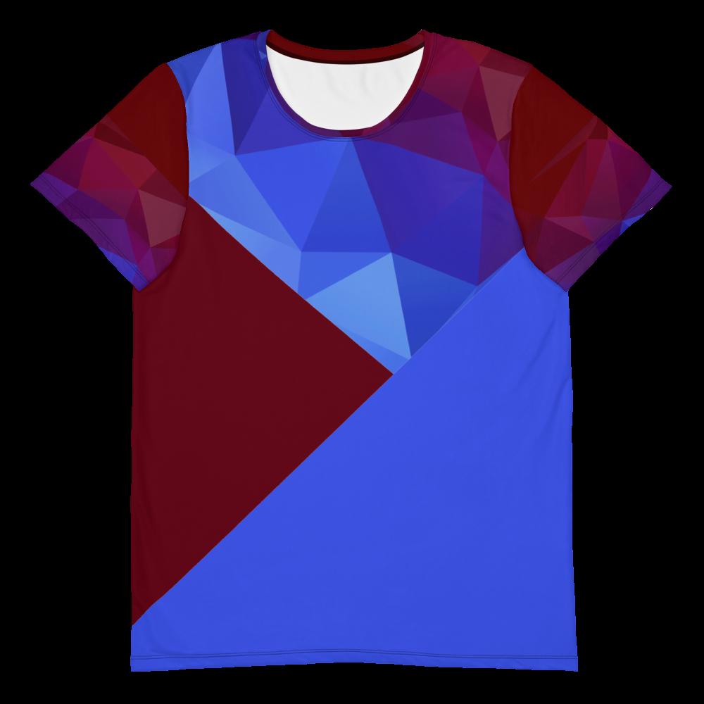 Men's Horizon-X Block Athletic T-shirt