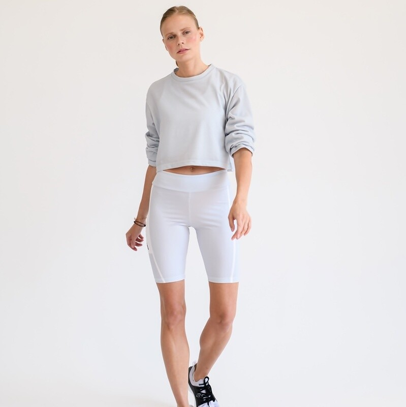 Women's Cultured Class Cropped Sweatshirt