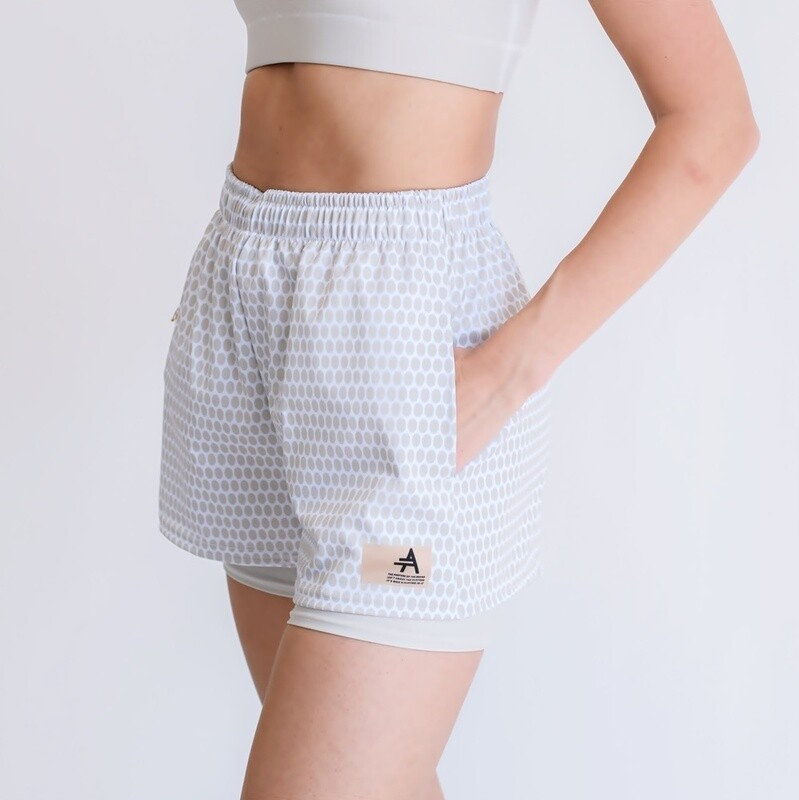 Women's Cultured Class Athletic Shorts