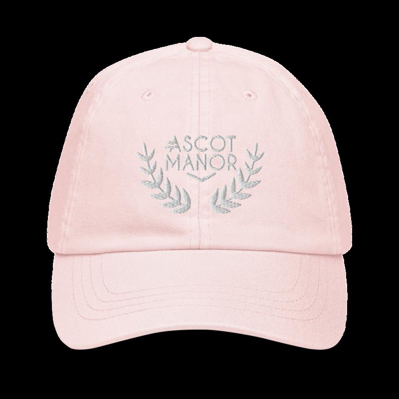 Aristocrat Pastel Pink Cap