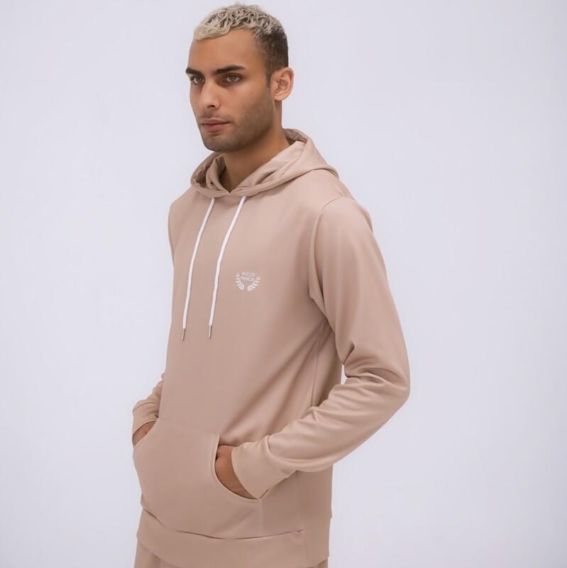 Men's Aristocrat Wear-Resistant Premium Sand Hoodie