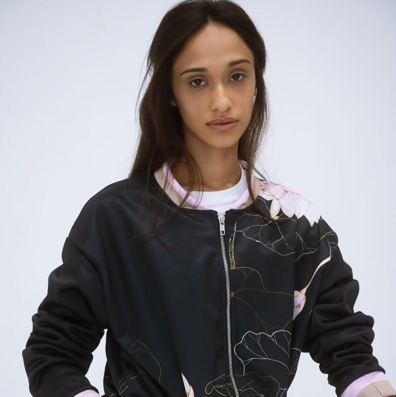 Women's Aristocrat Fleece Sport Bomber Jacket