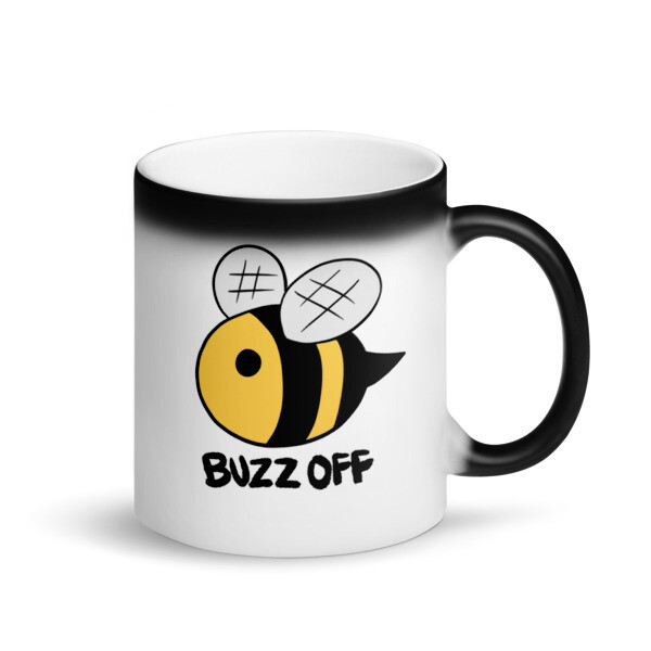 Buzz Off Magic Mug
