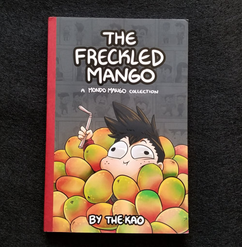 The Freckled Mango Book [Paperback]