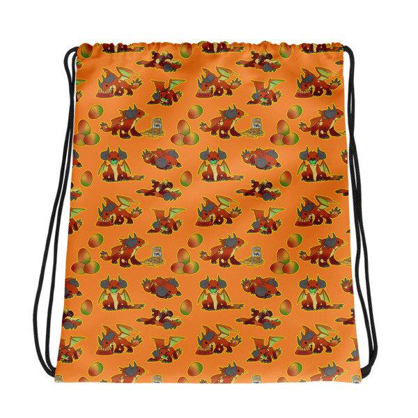 GoGo Pattern String Bag