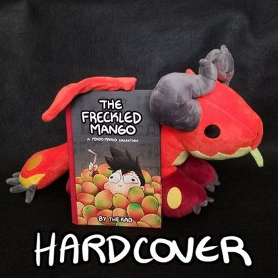 Hardcover Plush Bundle