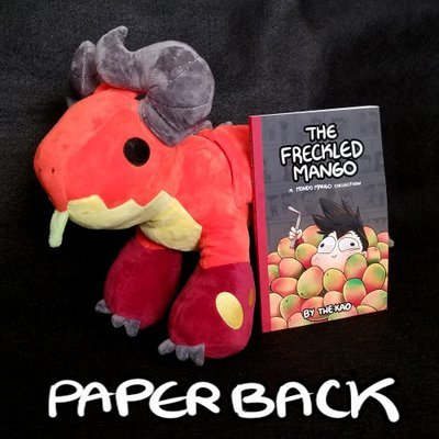Paperback Plush Bundle