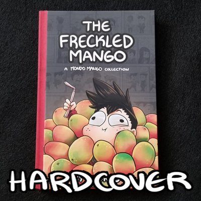 The Freckled Mango Book [Hardcover]