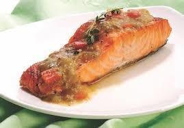 Santa Fe Salmon Dinner