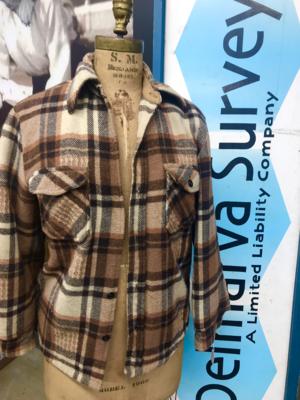 Vintage Lined Flannel