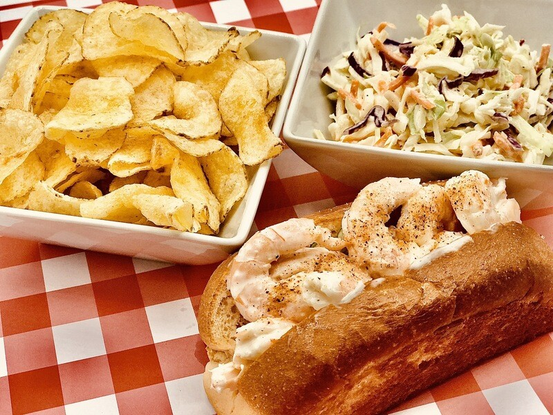 New England Style Shrimp Roll Meal Kit (DELIVERY AUGUST 28TH)