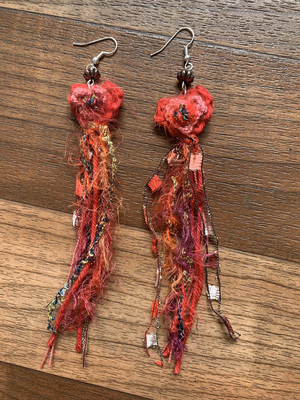 Wild Heart Earrings