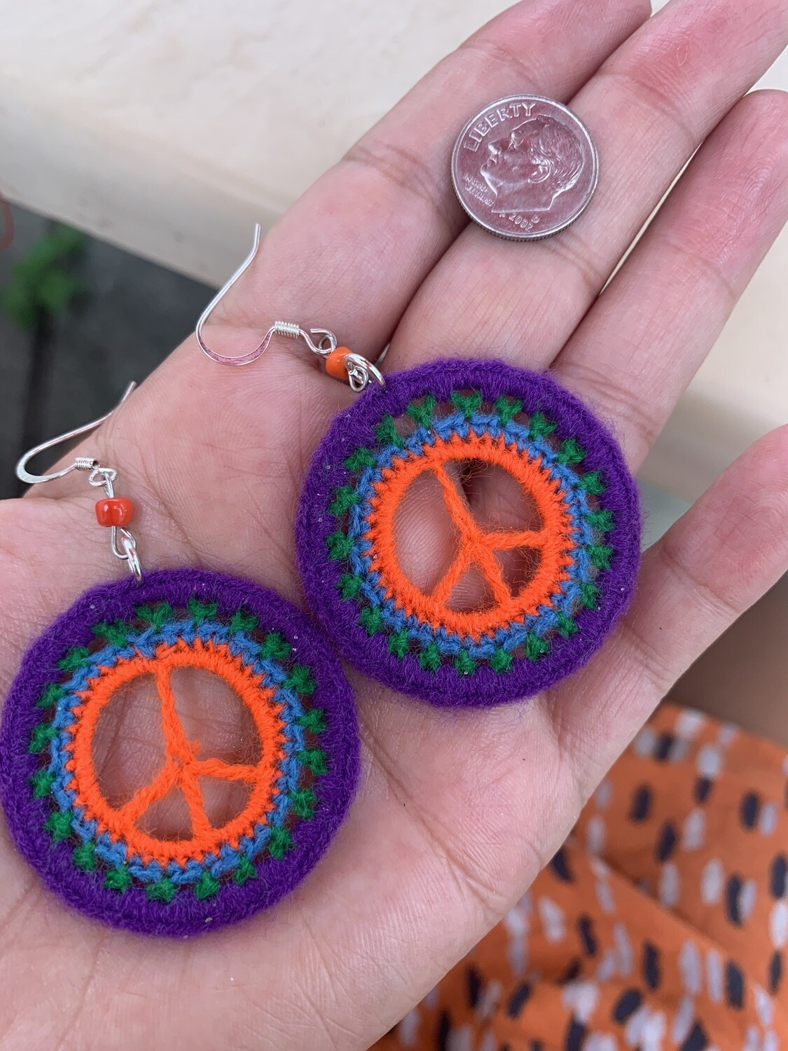 Peacekeeper Earrings
