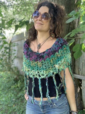 Starlily Capelet
