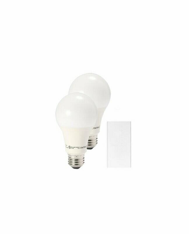 RealityHome Smart Light Bulb A19 Starter Kit