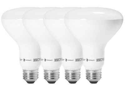 ​Third Reality Smart LED Light Bulbs BR30 (4 pack)