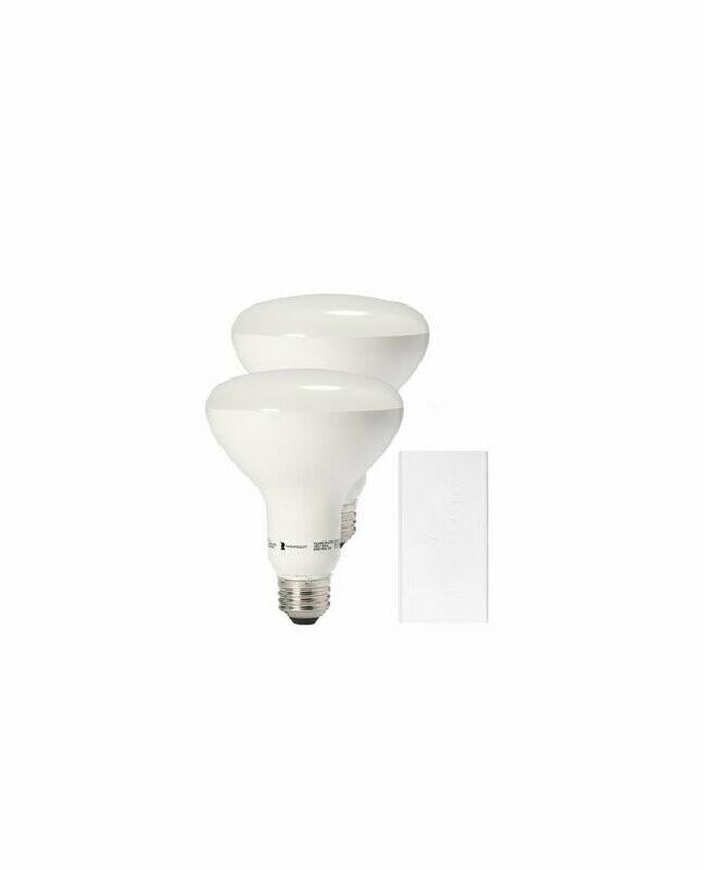 RealityHome Smart Light Bulb BR30 Starter Kit