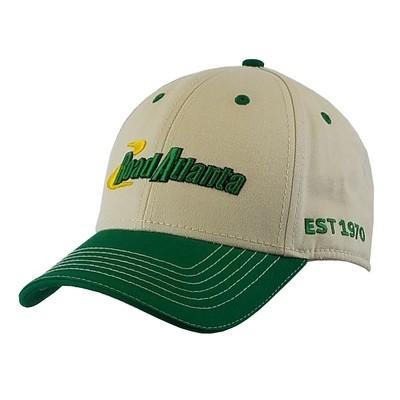 Road Atlanta Stone/ Kelly Green Hat
