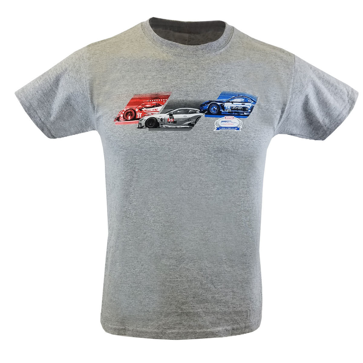 2018 MPLM Youth Poster Tee- Sport Grey