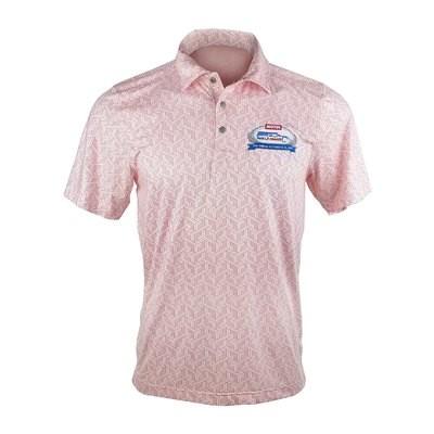 2018 MPLM Mens Golf Shirt- Red
