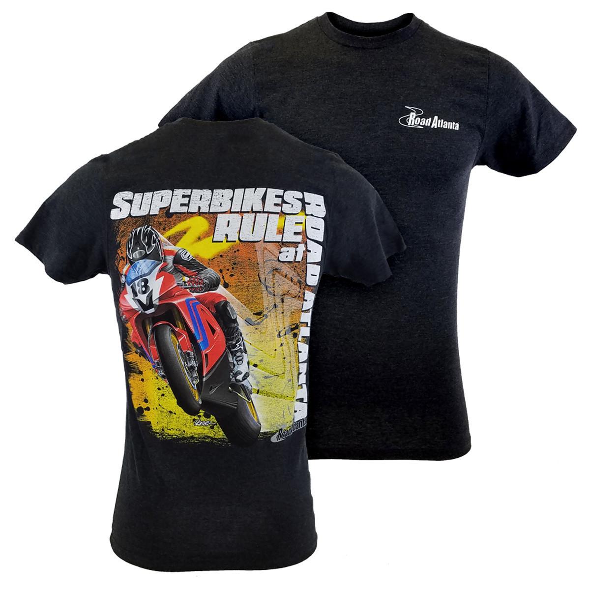 Superbikes Rule at RA Tee