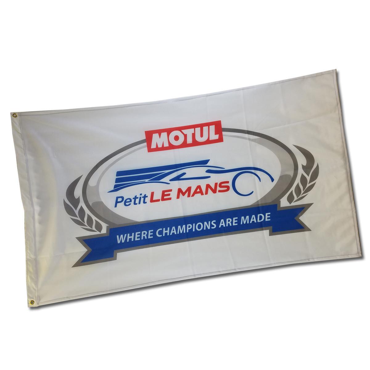 Motul Petit Le Mans Flag Grommet