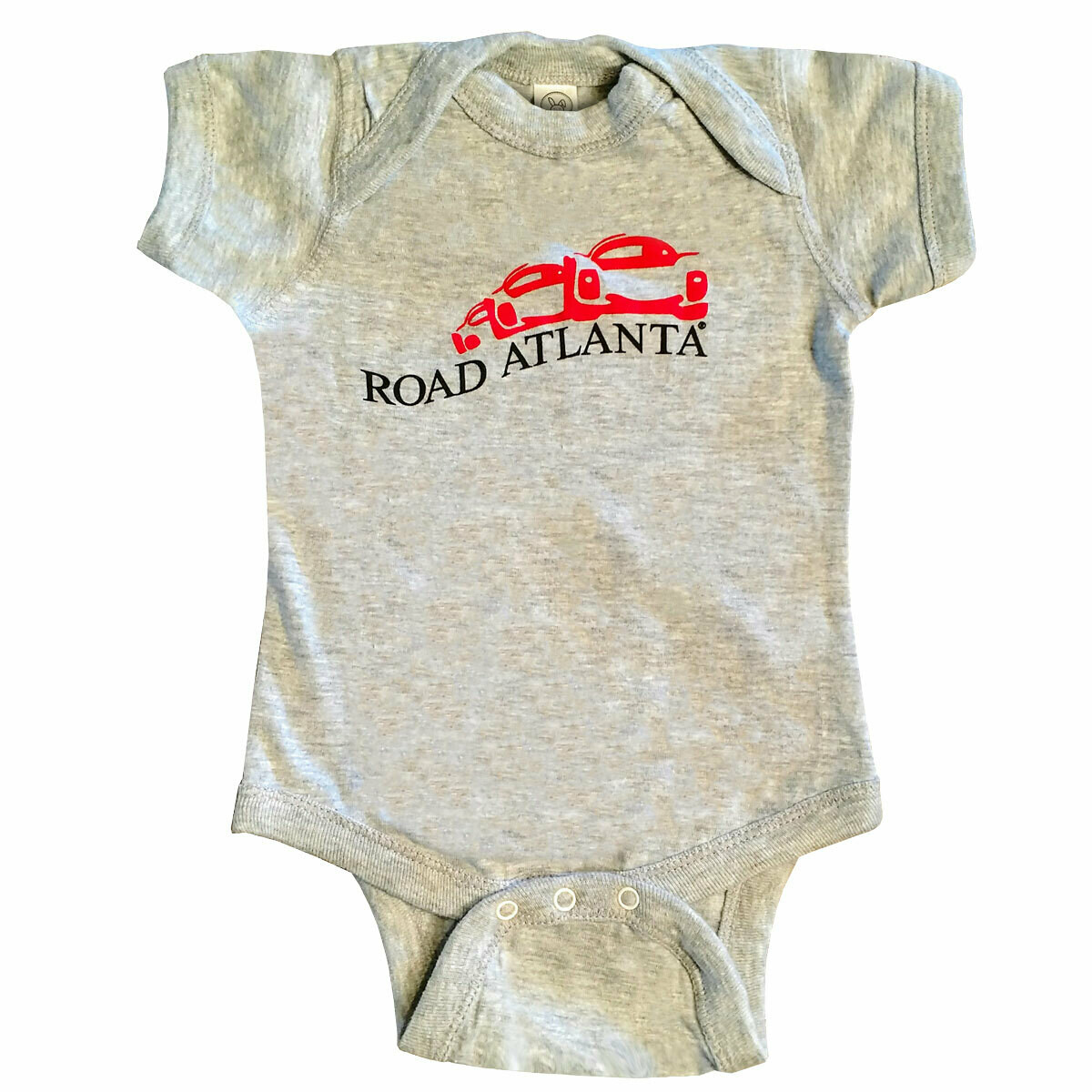 RA Vintage Infant Onesie - Grey