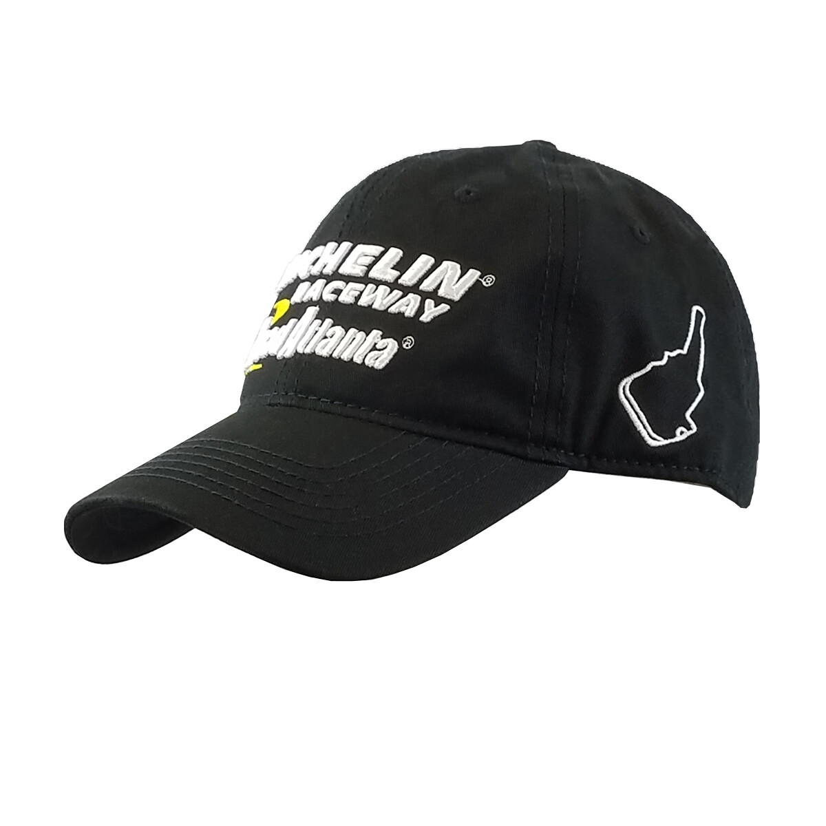 Michelin Raceway Road Atlanta Dad Hat - Black