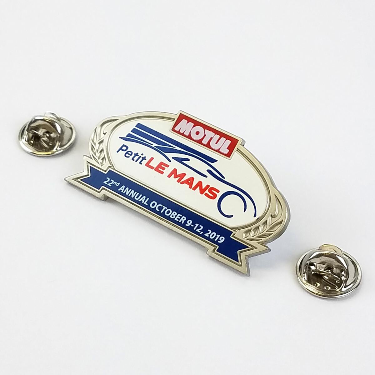 2019 Motul Petit Le Mans Lapel Pin